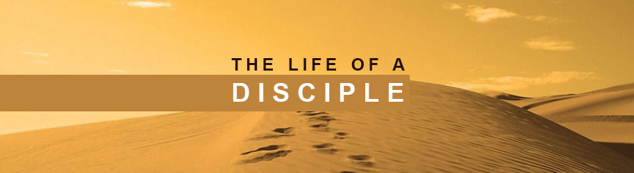 THE LIFE OF A DISCIPLE